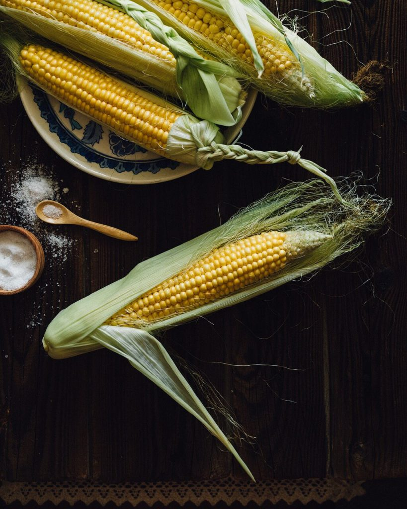 Maiskolben Mais
